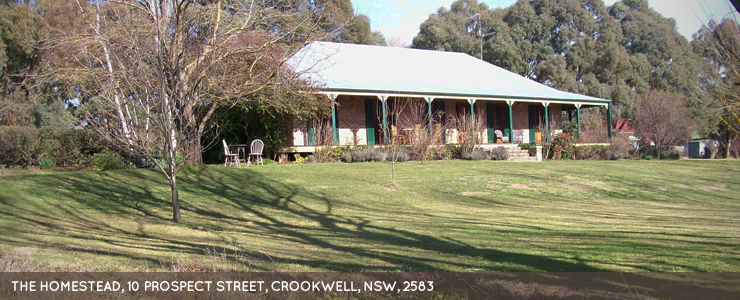 Bed And Breakfast Crookwell